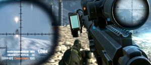 Sniping-Battlefield